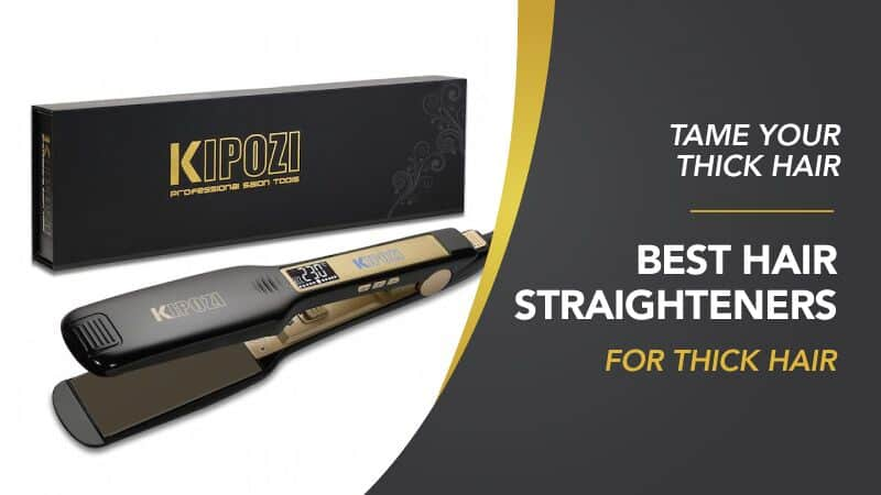 Best Hair Straighteners For Thick Hair ReviewGuide 2020 uk