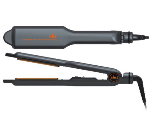 Best Hair Straighteners For Afro Hair wide she