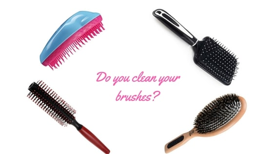 do you clean your brushes
