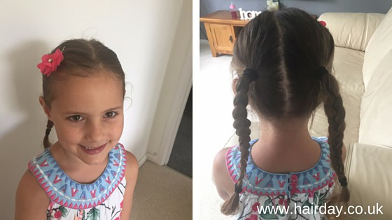 pigtail plaits
