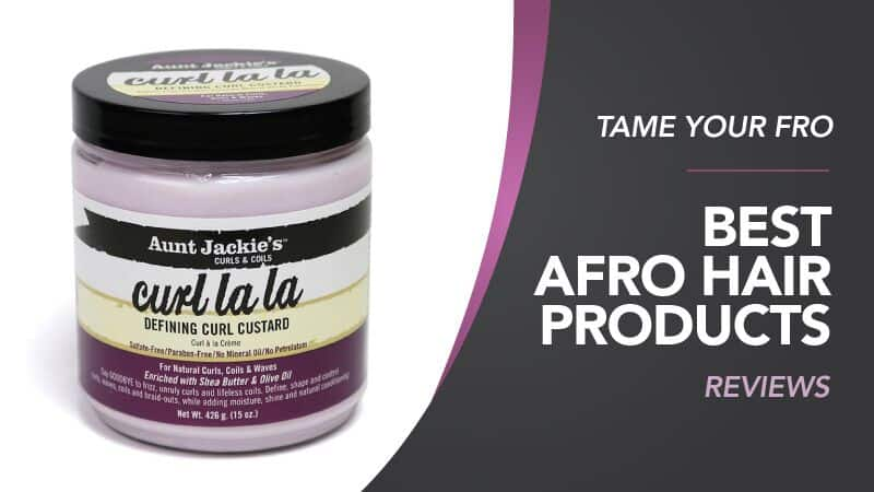 Best Afro Hair Products 2020 Guide Review