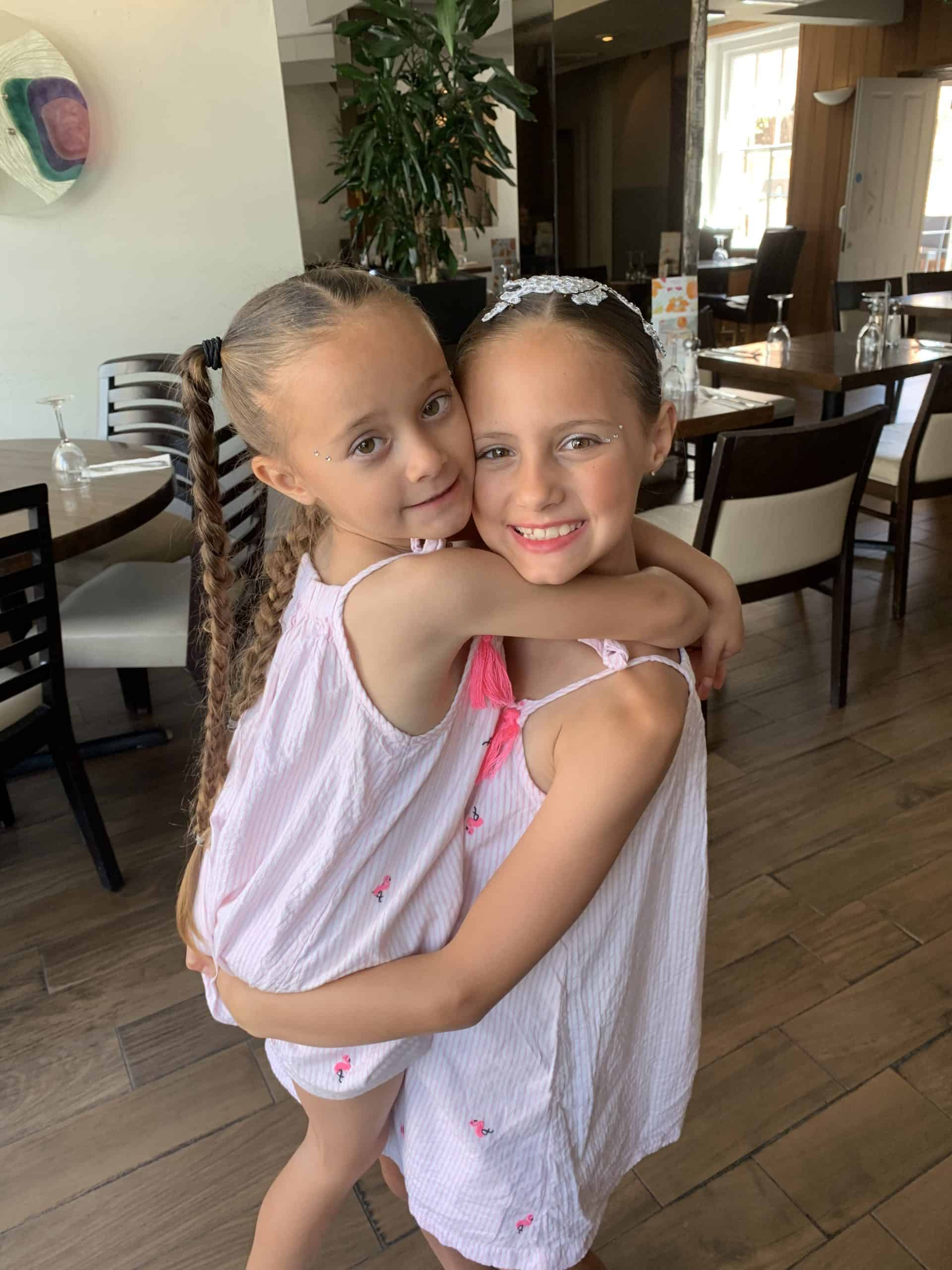 Millie and mia