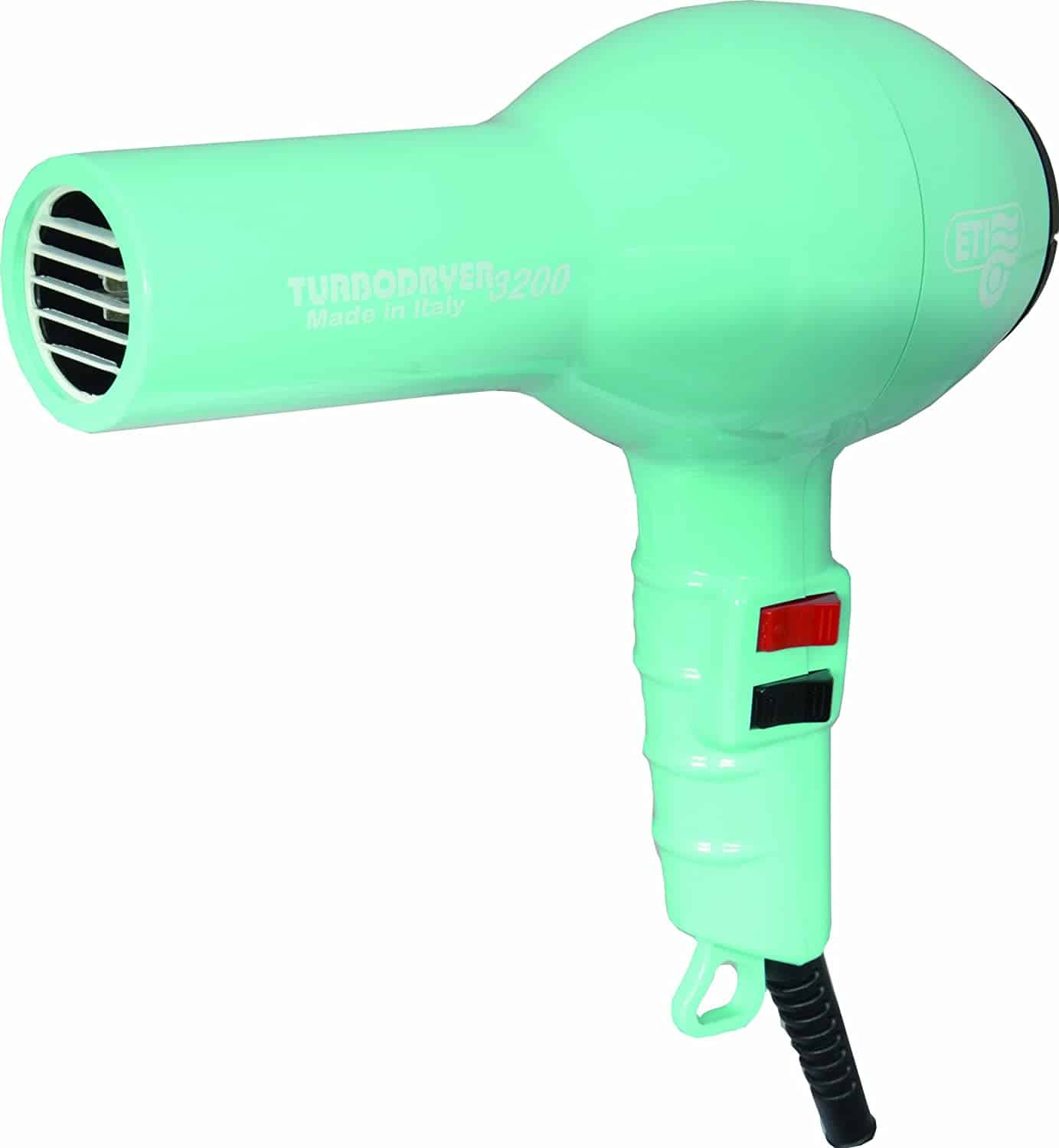ETI Turbo salon professional aqua hairdryer