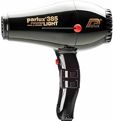 Parlux Powerlight Black Hair Dryer
