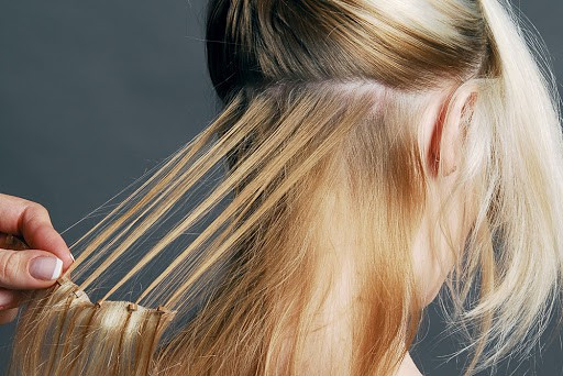 Micro Link Hair Extensions