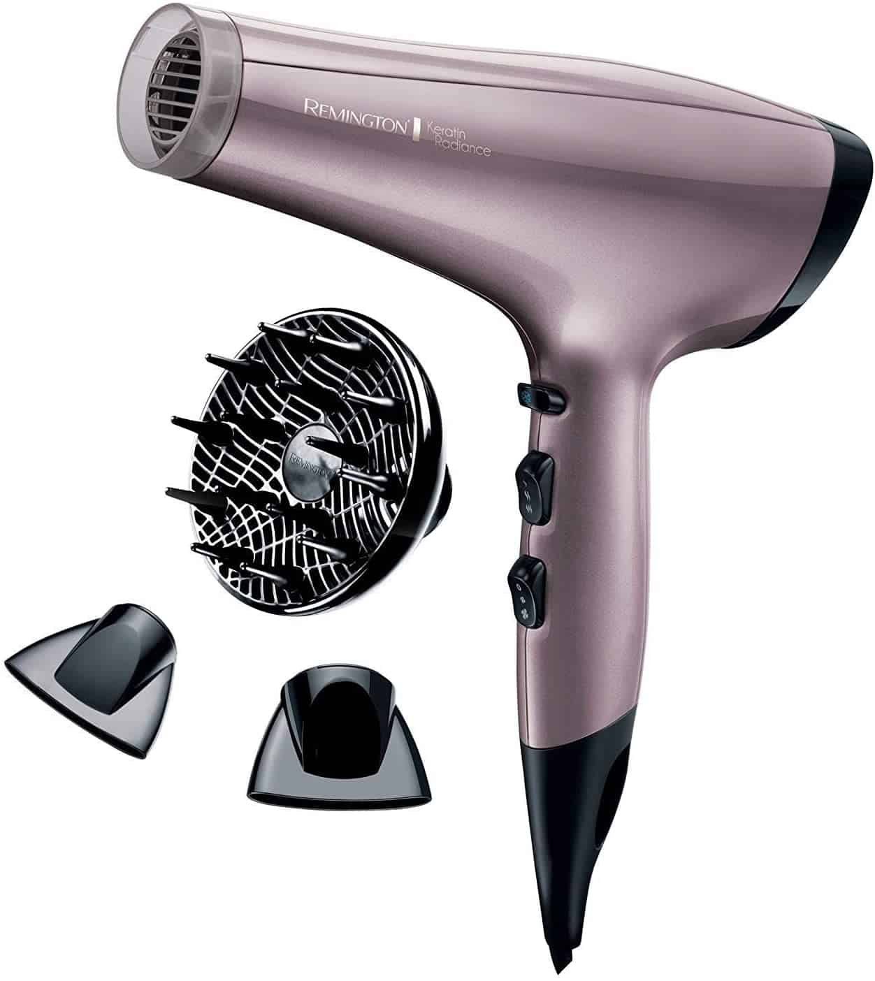 remington karatin dryer