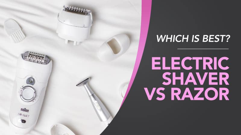 Electric-Shaver-VS-Razor-Which-is-best