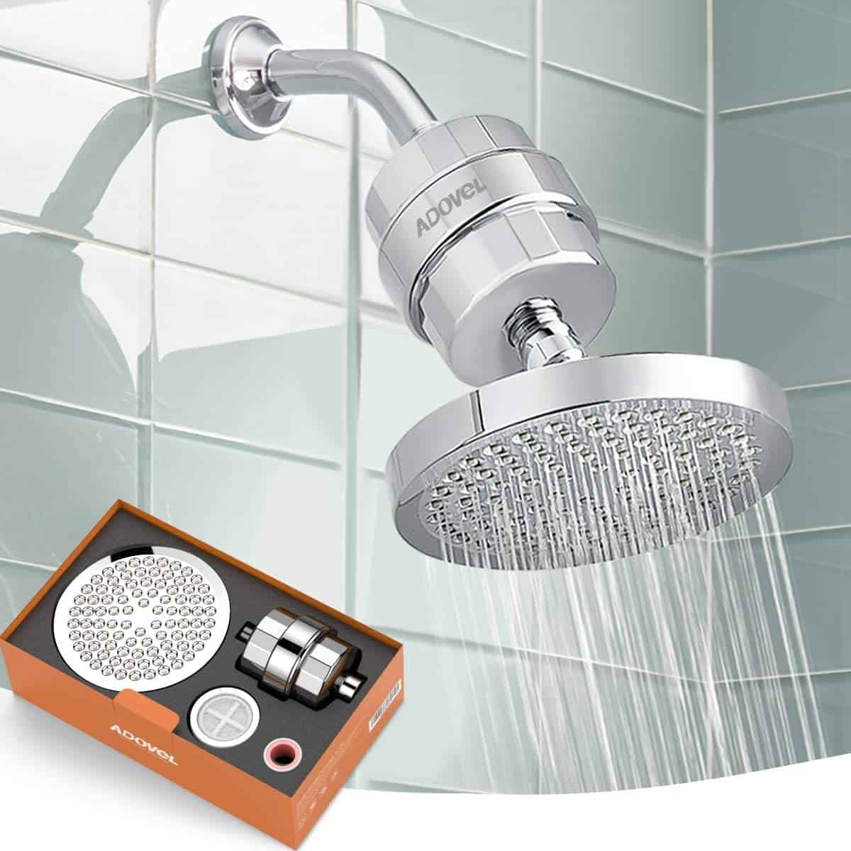 Adovel showerhead replacement